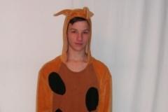 Scooby Doo kutya jelmez