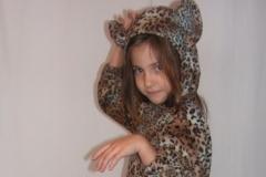 Leopárd, párduc jelmez