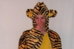 Tigris jelmez