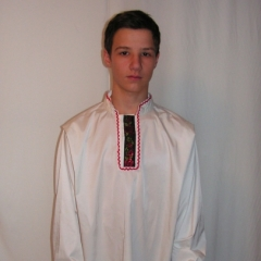 Orosz fiú jelmez