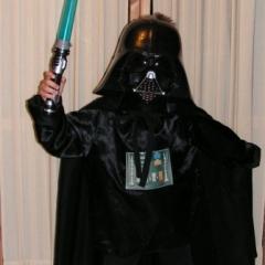 Star Wars Darth Vader jelmez