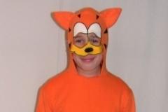 Garfield jelmez