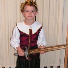 Reneszánsz király jelmez