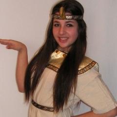 Kleopátra jelmez